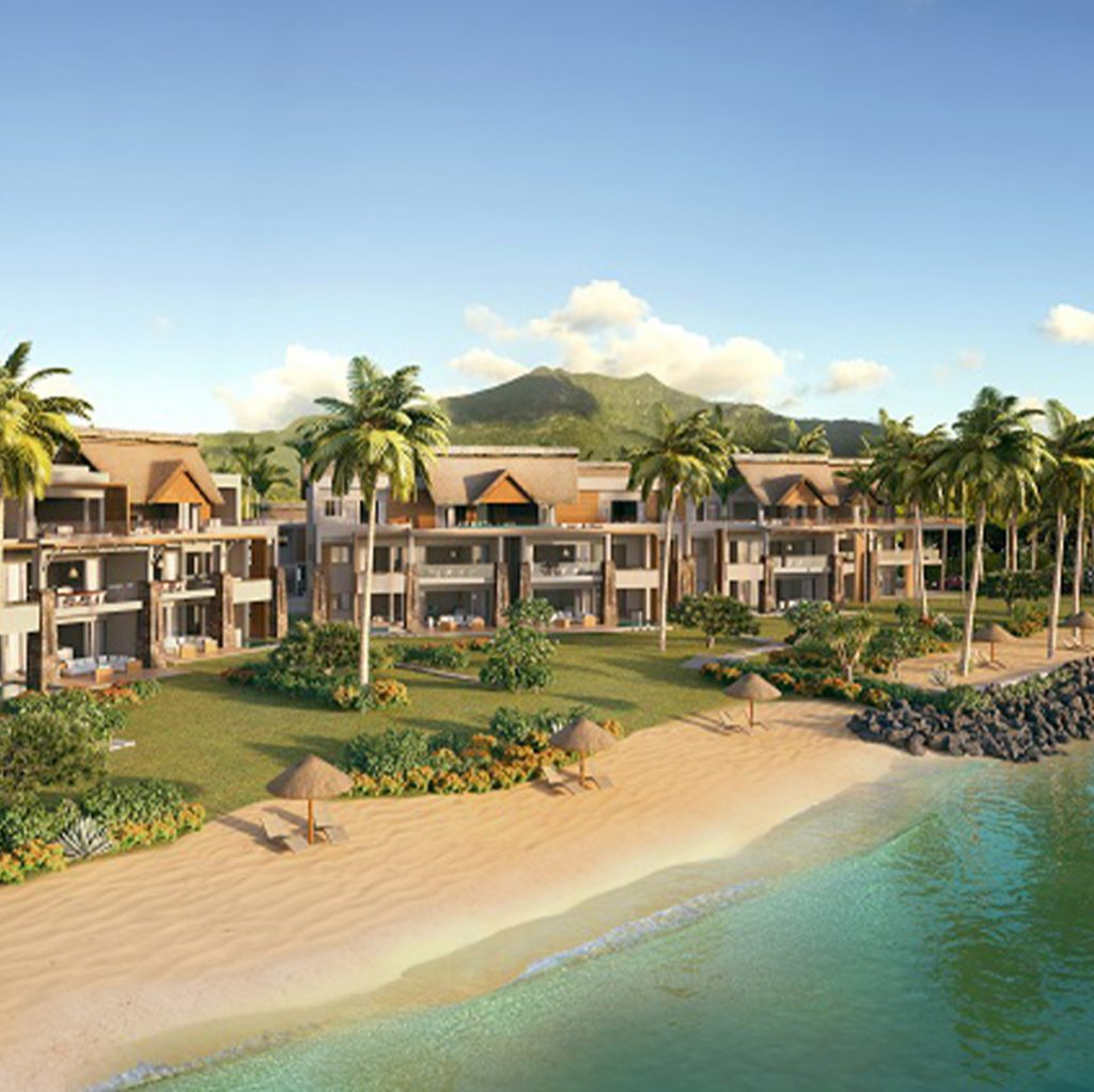 Black River 40 Luxury Apartments & Duplexes Current project Mauritius