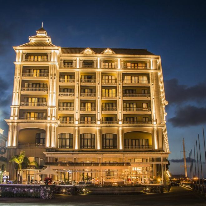 Labourdonnais Waterfront Hotel